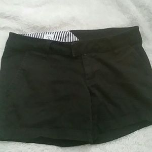 Volcom black shorts