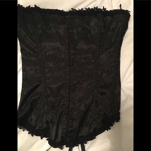 Fredrick of Hollywood corset size 34
