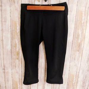 Z by Zella Yoga Crop Capri Pants Size Medium