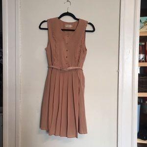 Miss Patina Blush Dress
