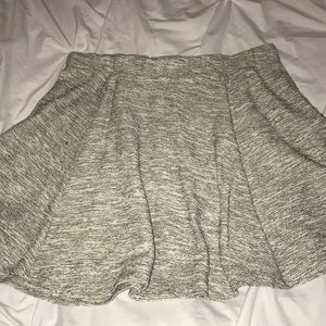 skater gray skirt from h&m