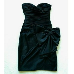 Christian Dior little black dress
