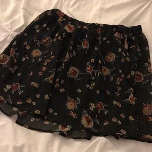 floral skirt from nordstrom