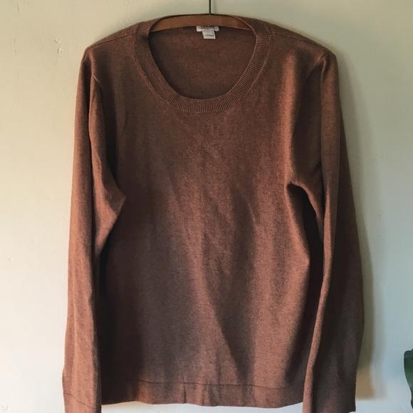 J Crew Factory Sweaters J Crew Cottonwool Teddie Sweater Size