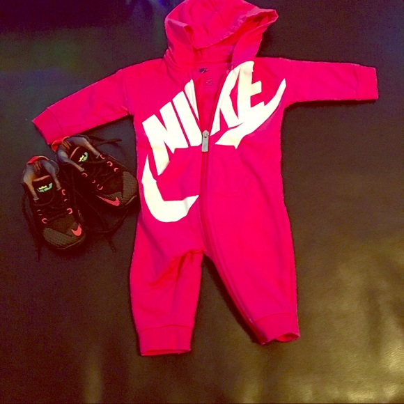 Baby Girl Nike sweat suit