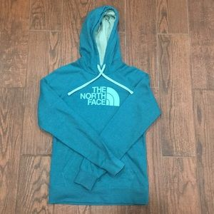 Tops - Medium NorthFace Hoodie Sweatshirt