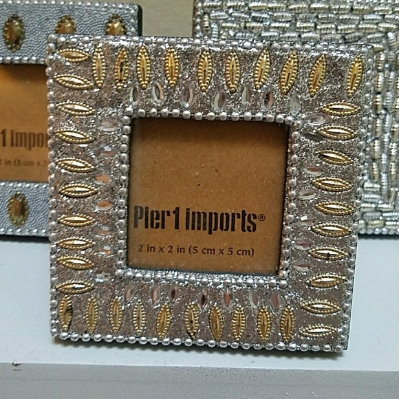 Pier One Imports Other Mini Picture Frames Poshmark