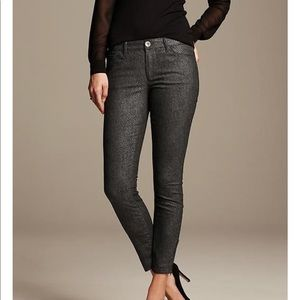 Banana Republic | Heritage Snake Skinny Jeans