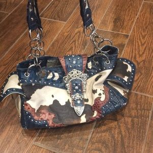 Handbags - Gun Carrying Purse and Matching Wallet