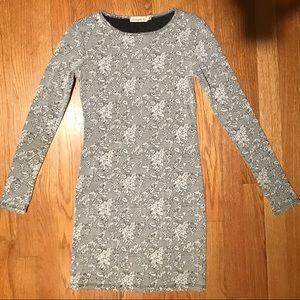 Patterned Soft Stretch Dress