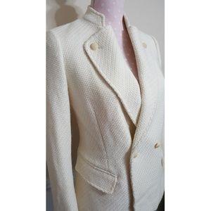 Vince ivory jacket