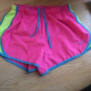 Girls Nike Dry-fit shorts