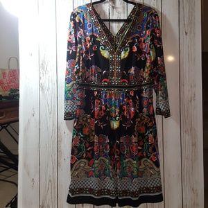 eci new york dress size XL