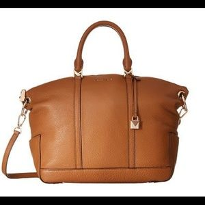 MICHAEL Michael Kors Beckett large top zip satchel