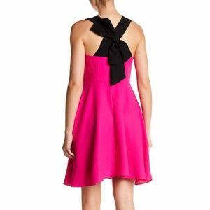 CeCe by Cynthia Steffe Madison Back Bow Dress