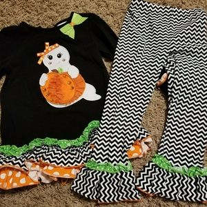 Rare Editions Halloween Outfit 3T