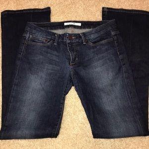 Joe's Jo Jeans size 31 (10) starlet fit dark denim