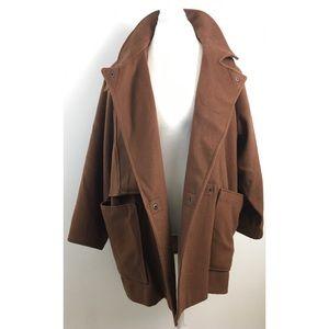 Vintage Steve And Searle 100% Wool Winter Coat 🧥