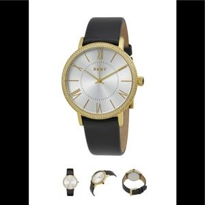 DKNY Women's Willoughby Light Grey Dial Watch
