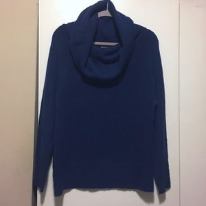 Express S Blue Sweater