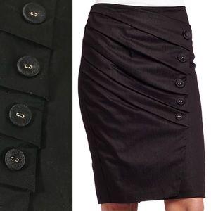 Anthropologie Shell Skirt