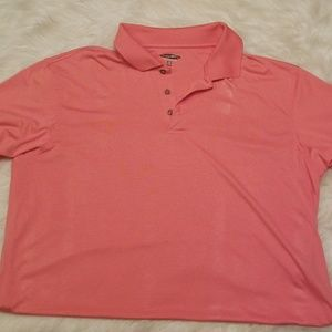 Men's 2XL Performance Polo