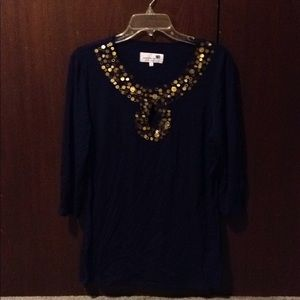 Completely Me by Liz Lange blouse top
