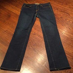 J Brand Straight Leg High Waist 31 x 32