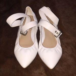 Ballerina letter shoes