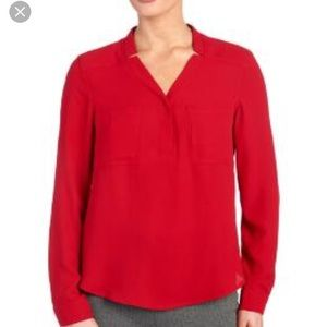 Holiday Time! Beautiful Nine West Blouse