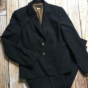 Isabel & Nina pant suit w/blazer jacket size 12