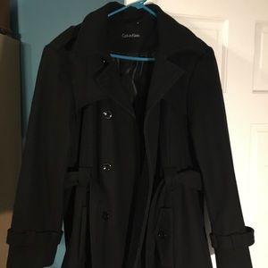 Calvin Klein Coat - Black 2x