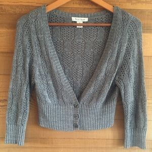 White House Black Market Knit Cardigan