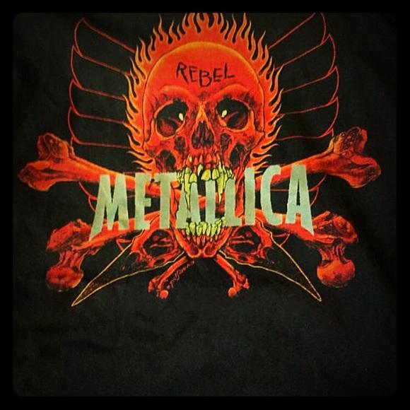 metallica pushead