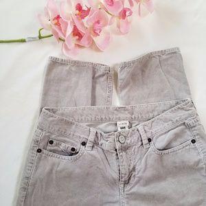 J.Crew Corduroy City Fit pants size 26S