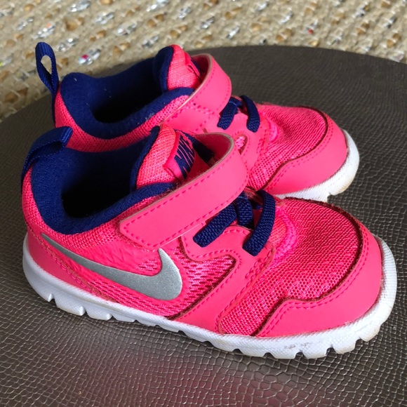 Nike Baby Shoes Velcro Closure 6C