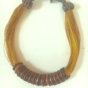 H&M Tribal necklace