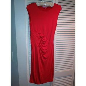 Catherine Malandrino Red Dress size XS