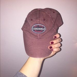 a5306d64 Ball State University Cardinals Dad Hat