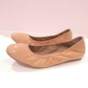 Vera Wang lavender ballerina flats 7.5
