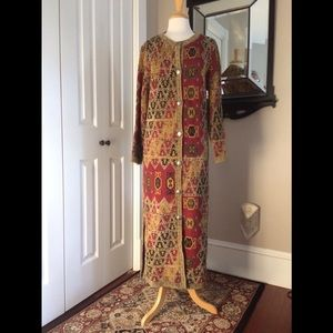 Soft Surroundings Long Sweater Size S GORGEOUS!