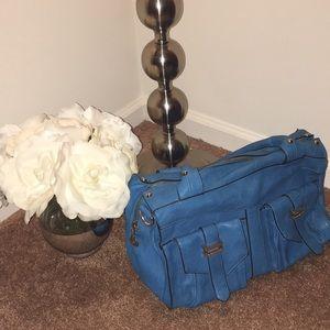 Just Fab vibrant tote purse