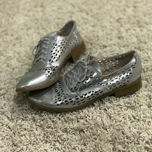Silver Sam & Libby shoes