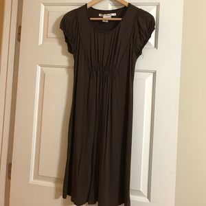 MAX Studio brown dress