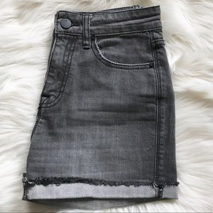 BDG x Urban Outfitters Grey High Waisted Shorts