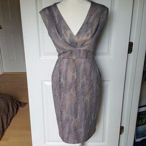 NWT sz 2 Catherine Malandrino Designer Rose Dress