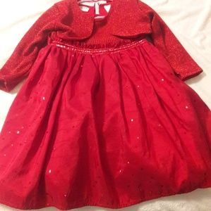 Dresses & Skirts - Toddler Christmas Dress