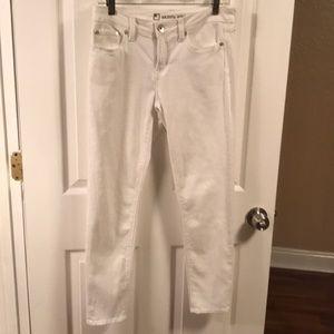 Pants - White skinny jeans