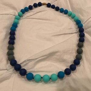 Jewelry - Chewbeads - silicone necklace