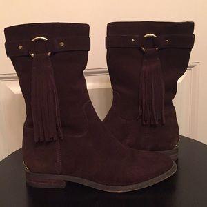 Michael Kors Rhea Suede Boot